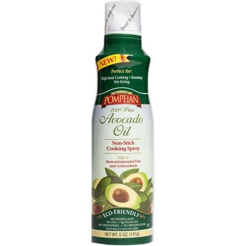 Pompeian Avocado Oil Spray, 5 Ounce - 6 per case.