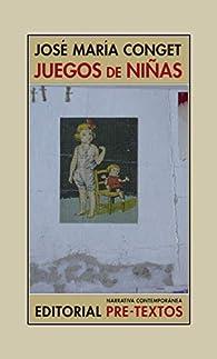 Juegos de niñas par José María Conget