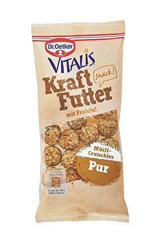Dr. Oetker Vitalis Kraftfutter Pur, 7er Pack (7 x 45 g)
