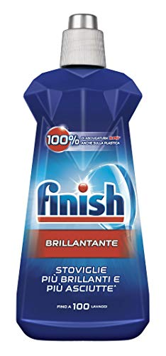 Finish Brillantante, Additivo Lavastoviglie, 1 Prodotto da 500 ml