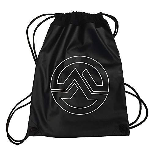 \m/-\m/ MARTERIA - White Logo - Turnbeutel/Rucksack/Gymbag