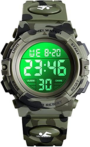 Reloj - findtime - Para - MYWYSKM1548Armeegrün