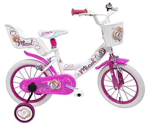 """Denver 15128 Micol Bicicleta 16"""""""