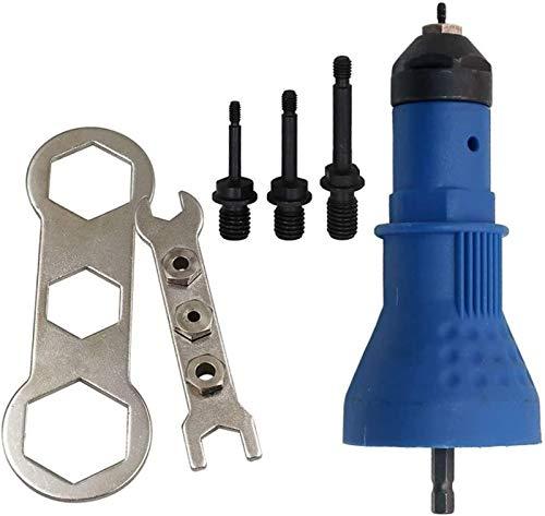 Herramientas adaptador de herramientas de nuez de remache, M3 M4 M5 M6...