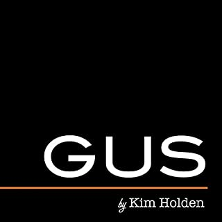Gus audiobook cover art