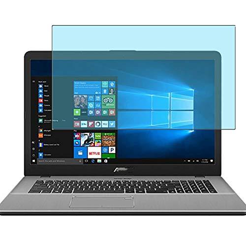 """Vaxson 2 Stück Anti Blaulicht Schutzfolie, kompatibel mit Asus VivoBook Pro 17 N705UD 17.3"""", Displayschutzfolie Anti Blue Light [nicht Panzerglas]"""