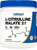 Nutricost L-Citrulline Malate