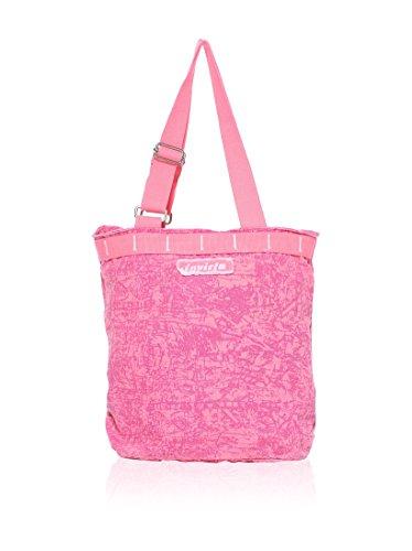 Invicta Big Shopper strandtas, 32 cm, 11 liter, roze (roze)