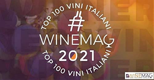 Top 100 migliori vini italiani 2021 WineMag.it: Convenzionali, naturali, biologici, biodinamici e senza solfiti: la classifica senza bandiera né razza (WineMag Editore Vol. 2)