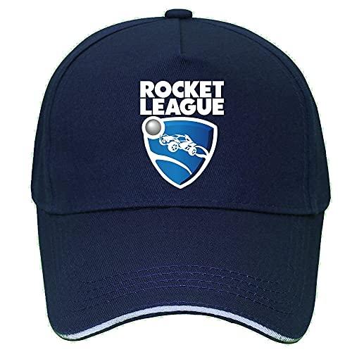 Gorra de beisbol Game Man Cap Baseball Geek Hombres Rocket League Orgánico Mujeres Sombrero Juegos Hombres Hip Hop Cap Sombreros