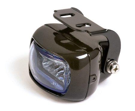 Scheinwerfer HAWK Nebel- Kit /Lampe E-geprüft silber