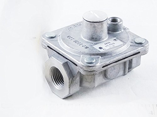 3-6 WC 1-1//4 FPT Gas in//Out 1 PSI 52-1034 MAXITROL Pressure Regulator Natural Gas