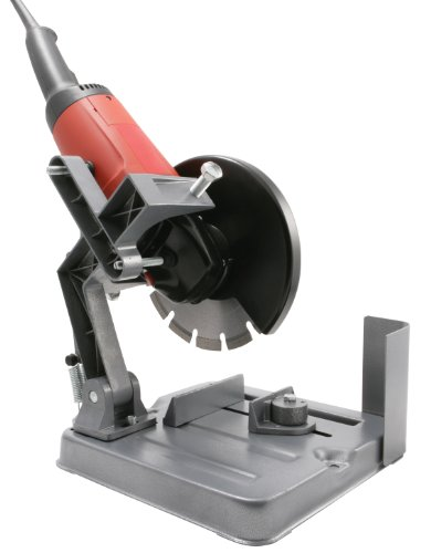 DarioTools CMB133230 Winkelschleifer-Halterung, 230cm, Grau