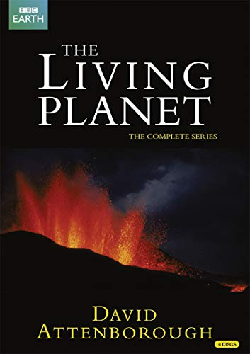 Sir David Attenborough: The Living Planet (Repackaged) (4 DVDs)