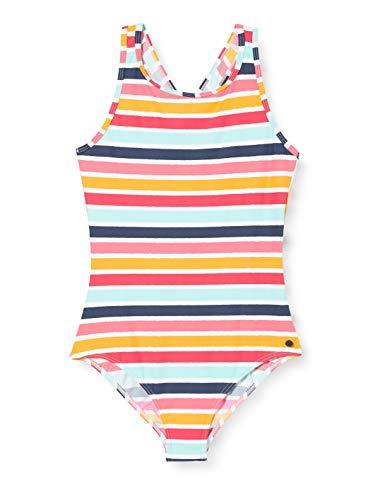 ESPRIT TREASURE BEACH YG   swimsuit Badeanzug, Mädchen, Gelb 170/176