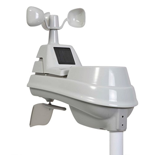 Product Image 5: AcuRite 01036M Wireless Weather Station with Programmable Alarms, Gray