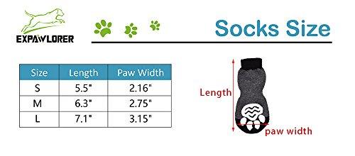 EXPAWLORER Dog Socks