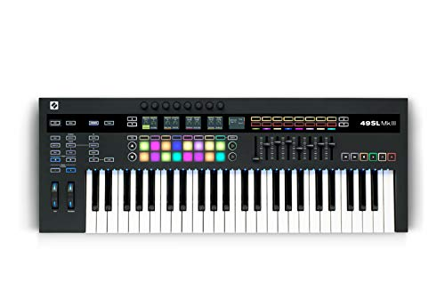 Novation, 49SL MkIII Keyboard-Controller