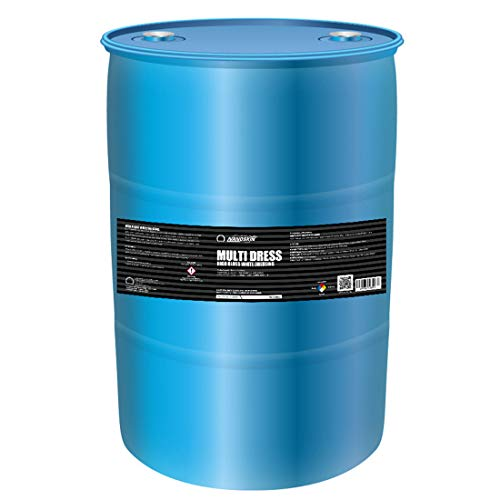 High Gloss Water Based, Silicone White Tire Dressing [NA-MDS3840], 30 Gallons
