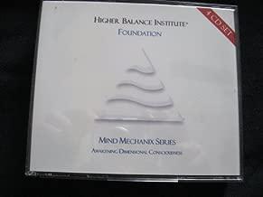 Mind Mechanix Series Awakening Dimensional Consciousness - Higher Balance Institute Foundation - 4 CD Set