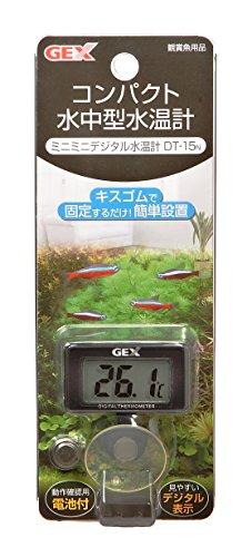 ジェックス ミニミニデジタル水温計 DT-15