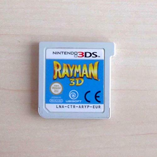 Rayman 3D [Software Pyramide] - [Nintendo 3DS]