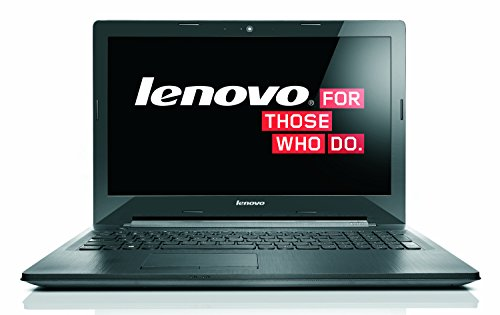 Lenovo G50 15.6-Inch Notebook (Black) - (Intel Core i3-4005U 1.7 GHz, 4 GB DDR3L RAM, 500 GB HDD, Windows 8.1, DVD RW, Wi-Fi, BT) with Free Windows 10 Upgrade