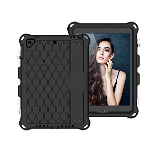 Tablet PC Bolsas Bandolera Para el caso del iPad Pro 9.7, para el nuevo caso del iPad 2018/2017, para la cubierta Air2 Air2 de iPad Air2 Tablet Tablet EVA con correa de hombro y correa de mano, para n