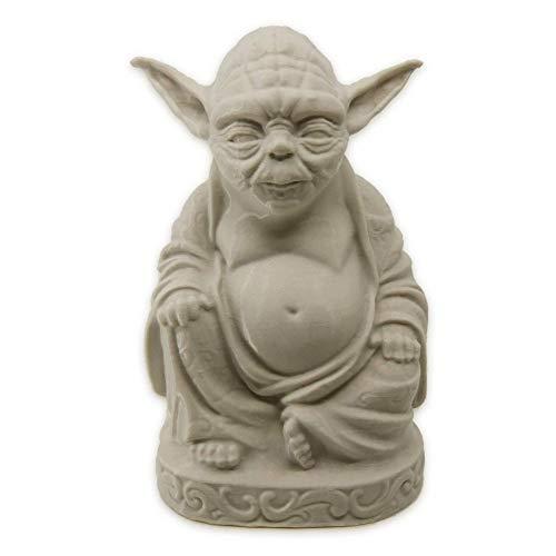 muckychris Yoda Buddha | Star Wars | Desert Sand 4'