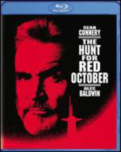 The Hunt for Red October [Blu-ray]