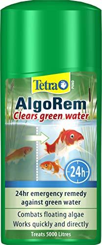 Tetra Algorem tratamiento de agua verde