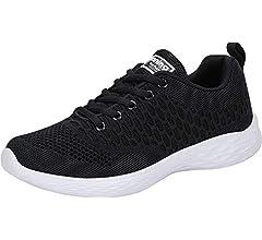 SEVENQI Zapatillas de Deportivos de Running para Mujer Correr ...