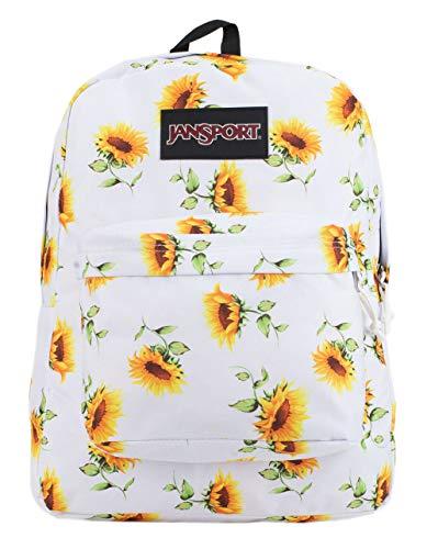 JANSPORT Black Label SuperBreak Sunflower Backpack, Assorted