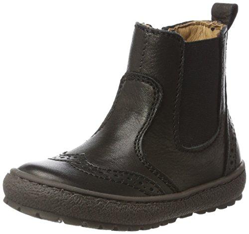 Bisgaard Unisex-Kinder Stiefelette Chelsea Boots, Schwarz (200 Black), 29 EU