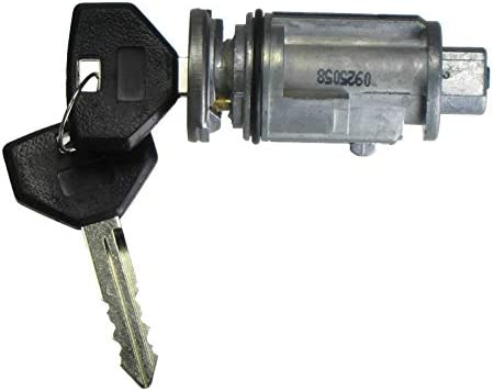 1A Be super welcome Auto Chrome Ignition Lock Cylinder 70% OFF Outlet for Key J w Chrysler Dodge