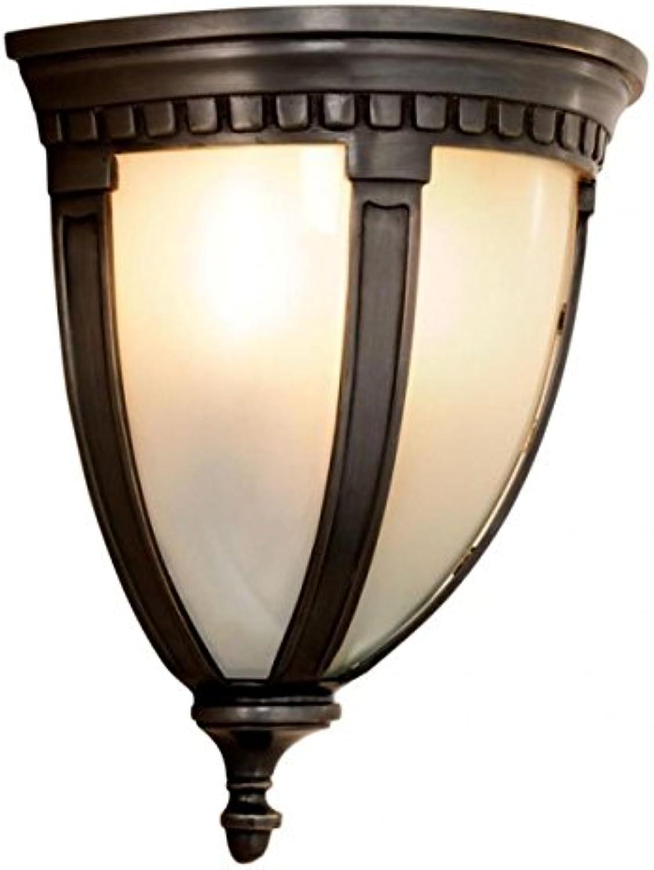 Casa Padrino Luxus Wandleuchte Bronze - Luxus Hotel Restaurant Leuchte B01N1P6V7Q | Niedriger Preis