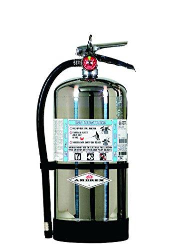 Amerex 254, 6 Liter AFFF Foam Stored Pressure Class A B Fire Extinguisher