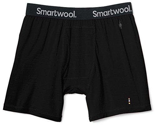 Smartwool Herren Men's Merino 150 Boxer Brief Boxed Shorts, Black, M