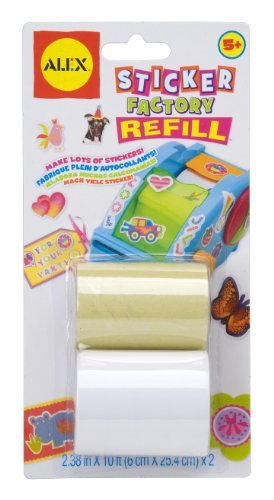 ALEX Toys Craft Sticker Factory Refill