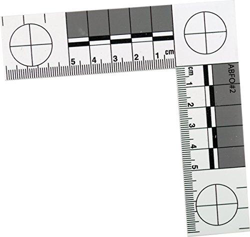 Crime Scene Photomacrographic Scale (No.2-Metric)
