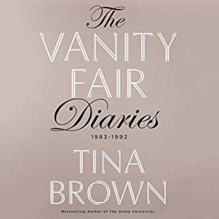 The Vanity Fair Diaries audiobook cover art