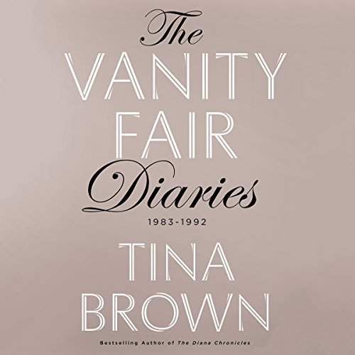 The Vanity Fair Diaries  By  cover art