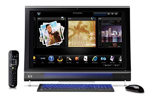HP TouchSmart IQ810es Desktop PC - Ordenador de sobremesa (Procesador Intel Core2...