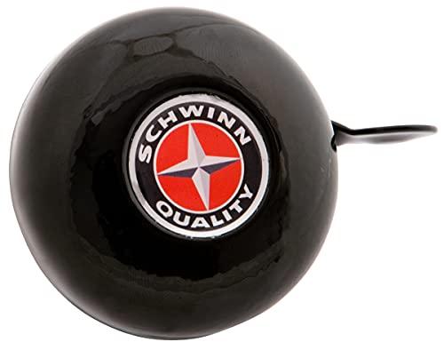 Schwinn Classic Bicycle Bell, Black, One Size