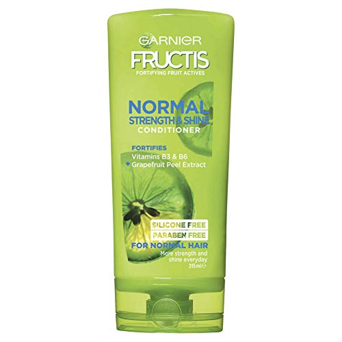 Garnier Fructis Normal Strength and Shine Conditioner for Normal Hair, 315ml