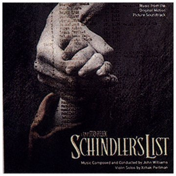 Schindler's List Soundtrack Edition (1993) Audio CD