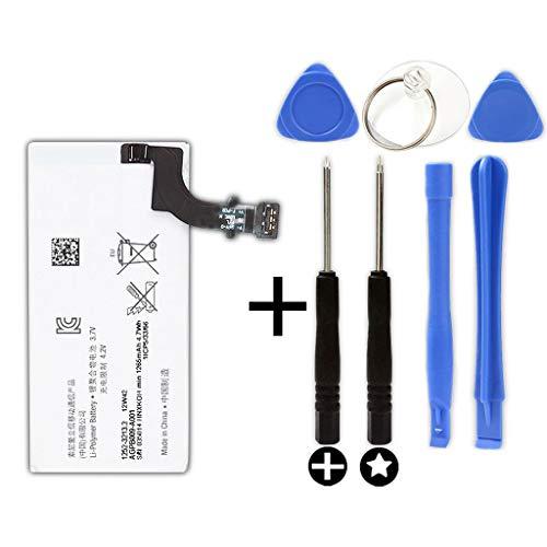 Batteria per Sony Ericsson Xperia P + kit strumenti/Tools | LT22i