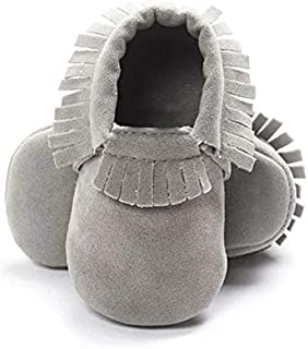 BJ 13-18 Months Hot Baby Shoes/Spring Newborn Boys Girls Toddler Shoes PU Leather Baby Moccasins Sequin Casual Sneakers 0-18M