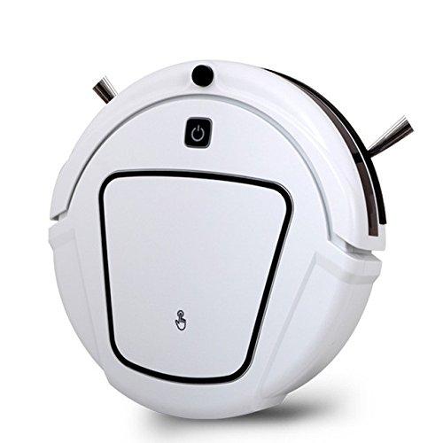 JJYJQR Robot Aspirador Robot Vacío Recargable Automático Seco Barato Limpiar Con Dos...