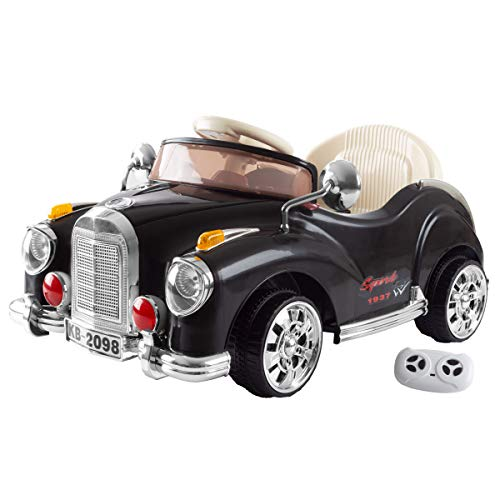 Product Image of the Lil' Rider Kids Ride On Car with Remote Control – Classic Sports Car for Kids...
